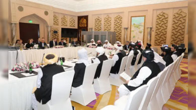 Photo of امریکہ سے 80 فیصد مذاکرات مکمل: طالبان