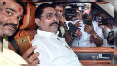 Photo of بہار کے ممبر اسمبلی اننت سنگھ نے کی خودسپردگی