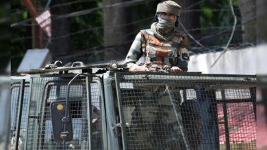 Photo of بارہمولہ میں انکاؤنٹر، ایک جنگجو اور ایک ایس پی او کی موت