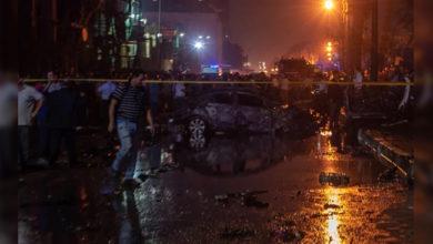 Photo of مصر: اسپتال کے باہر دھماکہ، 19 افراد کی موت