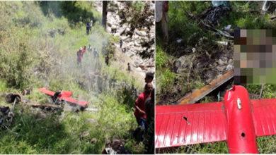 Photo of اتراکھنڈ: راحتی سامان لے جا رہا ہیلی کاپٹر گر کر تباہ، 3 افراد ہلاک