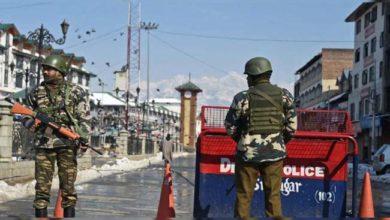 Photo of کشمیر میں میڈیا کےلیے ایمرجنسی جیسے حالات