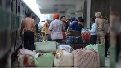 Photo of دہلی پہنچی 'سمجھوتہ ایکسپریس'