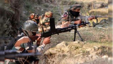 Photo of پاکستانی فوجیوں کی راجوری میں گولہ باری