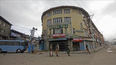 Photo of کشمیر: سیاحتی شعبے کو بڑا دھچکا، بیشتر ہوٹل بند یا خالی