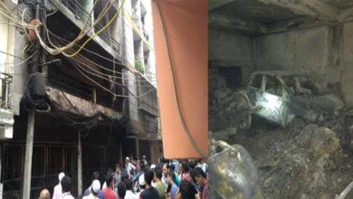 Photo of دہلی: ذاکر نگر میں خوفناک آتشزدگی، 6 افراد کی موت، کئی زخمی