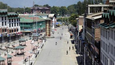 Photo of کشمیر: 21 ویں دن بھی زندگی مفلوج