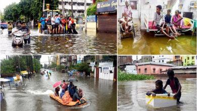 Photo of بہار میں بارش کا قہر جاری، 27 افراد کی موت، حکومت نے مرکز سے کیا ہیلی کاپٹر طلب