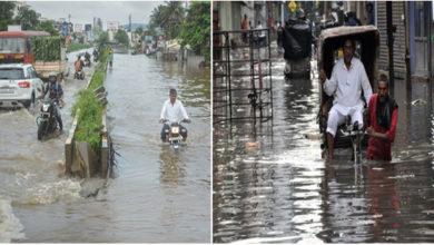 Photo of اترپردیش میں دوسرے دن بھی بارش کا سلسلہ جاری، 20 کی موت