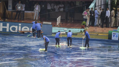 Photo of ہندوستان بمقابلہ جنوبی افریقہ: پہلا ٹی-20 بارش کی نذر