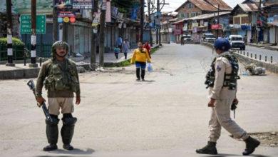 Photo of کشمیر: بند کا 32 واں دن، کچھ علاقوں میں لینڈ لائن فون خدمات بحال