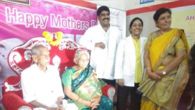 Photo of آندھرا پردیش: 74 سالہ خاتون نے جڑواں بچوں کو دیا جنم، ڈاکٹرس نے بتایا ورلڈ ریکارڈ