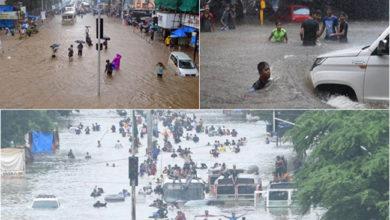 Photo of ممبئی میں بارش کی مار سے 5 افراد ہلاک