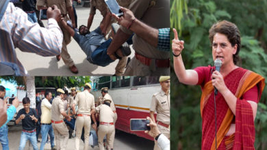 Photo of عصمت دری متاثرہ کی آواز دبا رہی ہے یوگی حکومت: پرینکا گاندھی