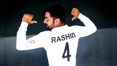 Photo of راشد خان کا ٹیسٹ کرکٹ میں نیا ریکارڈ
