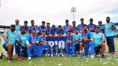 Photo of بنگلہ دیش کو شکست دیکر ہندستان بنا ایشیا انڈر-19 چمپئن