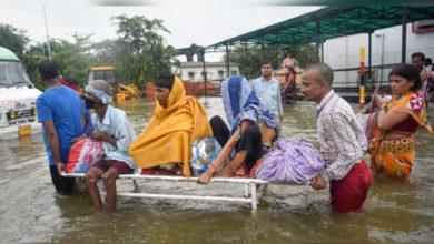 Photo of بارش کا قہر: ریاستی حکومت عوام کو راحت پہنچانے میں ناکام