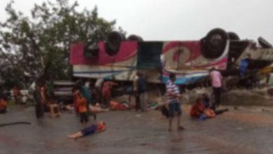 Photo of گجرات: بس حادثہ کا شکار، افراد ہلاک، کئی زخمی