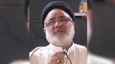 Photo of آغا سید حسن نظر بند کی وجہ سے تاریخی عشرہ مجالس پڑھنے سے قاصر