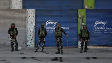 Photo of کشمیر میں 5 اگست سے سرگرمیاں ٹھپ