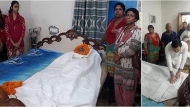 Photo of بہار کے سابق وزیر تلسی داس مہتا کا انتقال