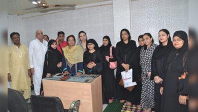 Photo of فن دستکاری کے ذریعہ ہنرمند خواتین کو بنائیں گے خود کفیل: گیتی خان