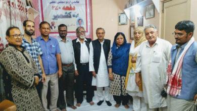 Photo of کشمیریوں نے ہمیشہ ہندوستان کو ملک عزیز سمجھا اور محبت کی: ڈاکٹر حنیف ترین