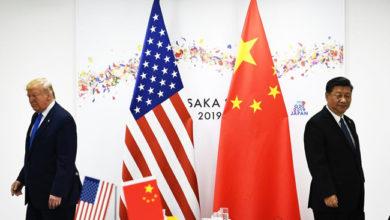 Photo of 'چینی افسروں کے ویزا پر امریکی پابندی بین الاقوامی ضابطوں کی خلاف ورزی'