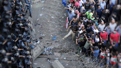 Photo of لبنان: احتجاجی مظاہروں کے بعد سعودی شہریوں کی محفوظ واپسی