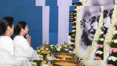 Photo of گاندھی جی کے اصول پر چلنے والا ہی ملک کا اصل لیڈر ہے: ممتا بنرجی