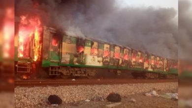 Photo of پاکستان: ٹرین میں دھماکہ، 65 افراد ہلاک، متعدد زخمی