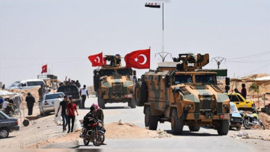 Photo of شمال مشرقی شام میں آپریشن کیلئے ترک فوج کی تیاریاں مکمل