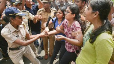 Photo of ممبئی: درخت کاٹنے پر ہنگامہ، 200 مظاہرین حراست میں