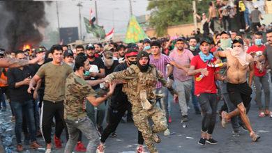 Photo of عراق میں پرتشدد مظاہرے جاری، اب تک 110افراد جاں بحق
