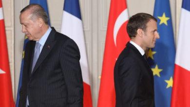 Photo of ہالینڈ اور جرمنی کے بعد فرانس کا بھی ترکی کو اسلحہ فروخت سے انکار