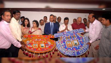 Photo of فرقہ وارانہ ہم آہنگی اور اتحاد کے جشن 'پھول والوں کی سیر' کا آغاز