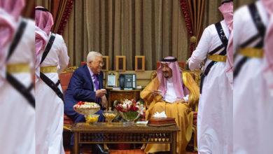 Photo of سعودی عرب کا فلسطین کے تئیں حمایت کا اظہار