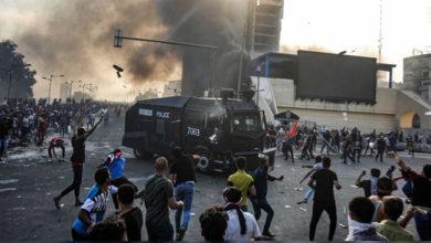 Photo of بغداد میں حکومت مخالف پرتشدد مظاہرہ، ہلاکتوں کی تعداد 20 ہوگئی
