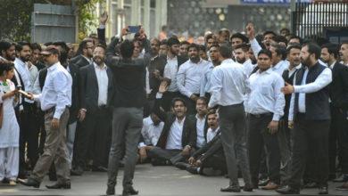 Photo of دہلی: جمعہ کو بھی عدالتی کاموں کا بائیکاٹ کریں گے وکیل