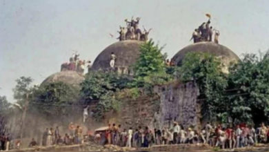 Photo of رام مندر کی تعمیر کے لئے مکمل تیاری، فیصلے کا انتظار
