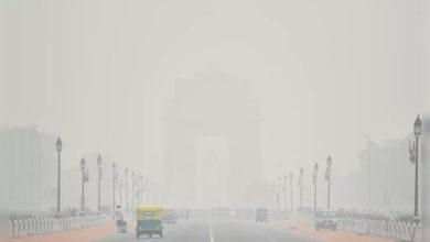 Photo of دہلی میں ہوا کی آلودگی اتنہا پر، ہوائی، ریل اور بس سروس متأثر