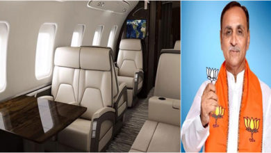 Photo of گجرات: حکومت نے وزیر اعلی کے لئے خریدا 191 کروڑ کا طیارہ