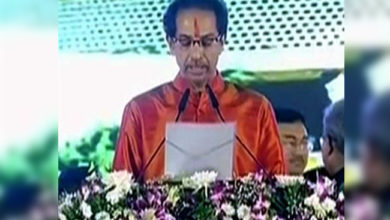 Photo of مہاراشٹر: ریاست کے 19 ویں وزیر اعلی بنے ادھو ٹھاکرے