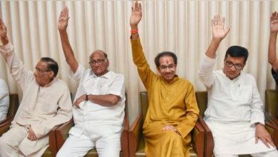 Photo of تینوں جماعتیں ملک کی سیاسی سمت بدلے گی: سنجے راؤت