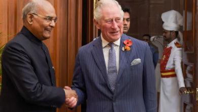 Photo of پرنس آف ویلس شہزادہ چارلس کی صدرِ جمہوریہ سے ملاقات
