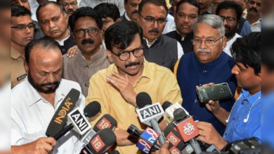 Photo of بی جے پی مہاراشٹر میں صدر راج مسلط کرنا چاہتی ہے: راوت