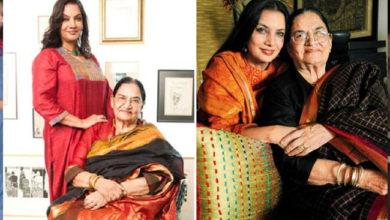 Photo of شبانہ اعظمی کی ماں و مشہور تھیٹر آرٹسٹ شوکت کیفی کا انتقال