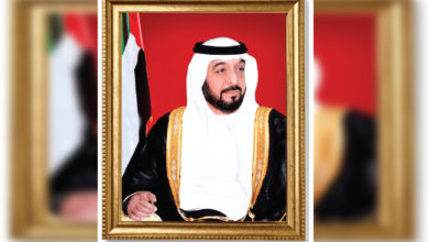 Photo of شیخ خلیفہ چوتھی بار متحدہ عرب امارات کے صدر منتخب