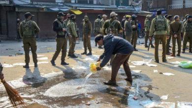 Photo of سری نگر میں گرینیڈ حملہ، ویڈیو منظرعام پر