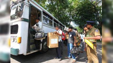 Photo of سری لنکا: مسلم ووٹروں کو لے جارہی بسوں پر حملہ